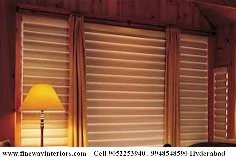 High quality window blinds in Hyderabad